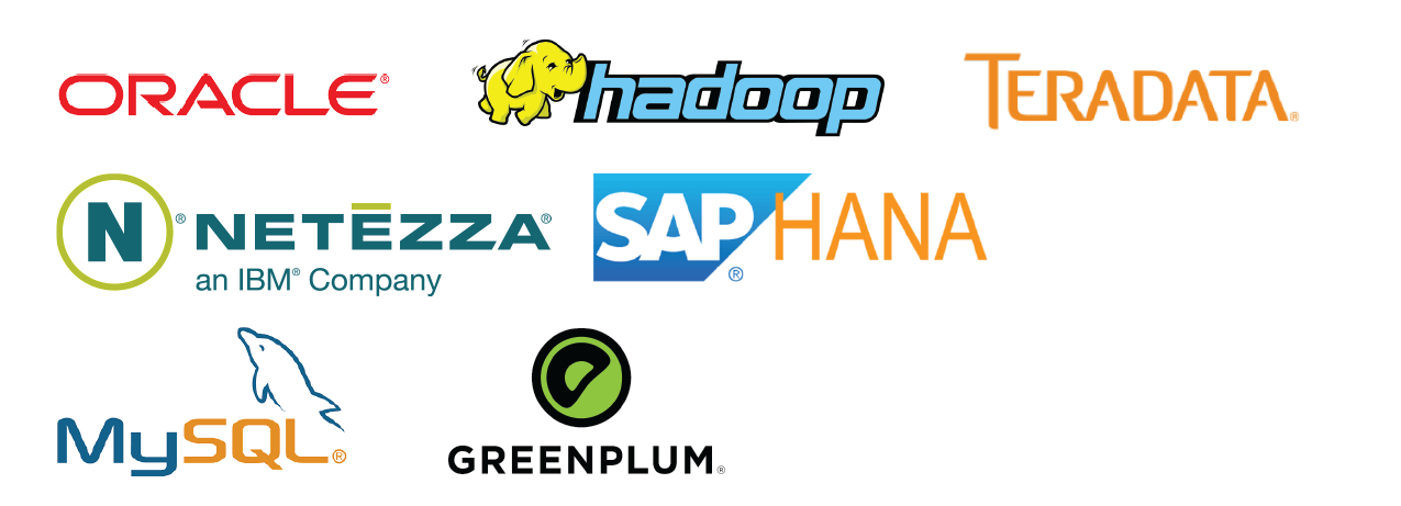 A2B Data ETL Tool compatible with GreenPlum Hadoop